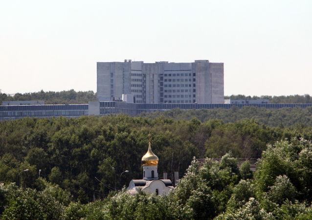 俄羅斯聯邦對外情報局總部(圖片資料)