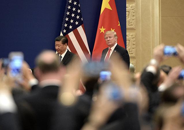 特朗普:中國希望與美國談判  可能不需增收新關稅