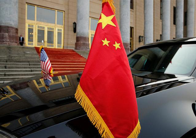 中國專家:特朗普此次訪華標誌著中美關係更加平衡