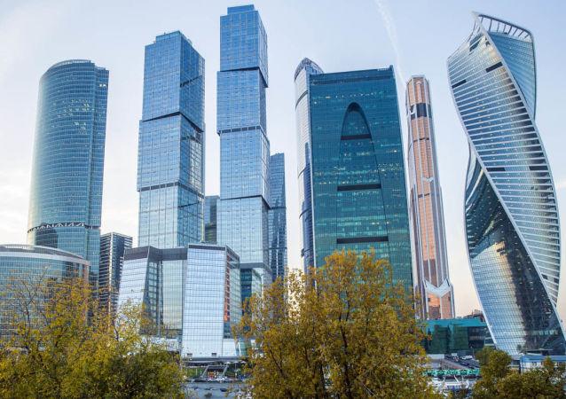 莫斯科在全球金融中心排行榜上上升9位