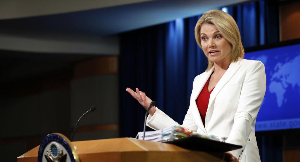 美國務院不認為很快就能實現俄美關係正常化