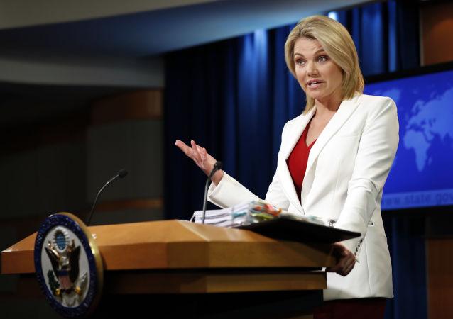 華盛頓指責大馬士革對敘西南部衝突降級區發動打擊