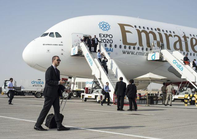媒體:阿聯酋航空公司利用3D打印技術製造機艙部件