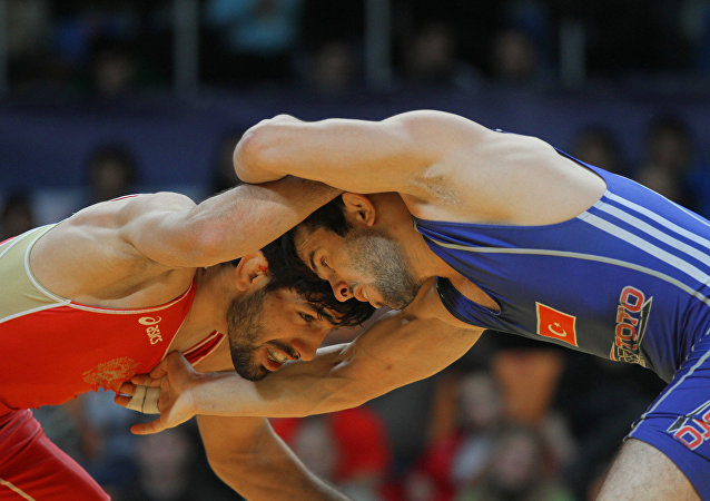 歐洲國家杯摔跤賽