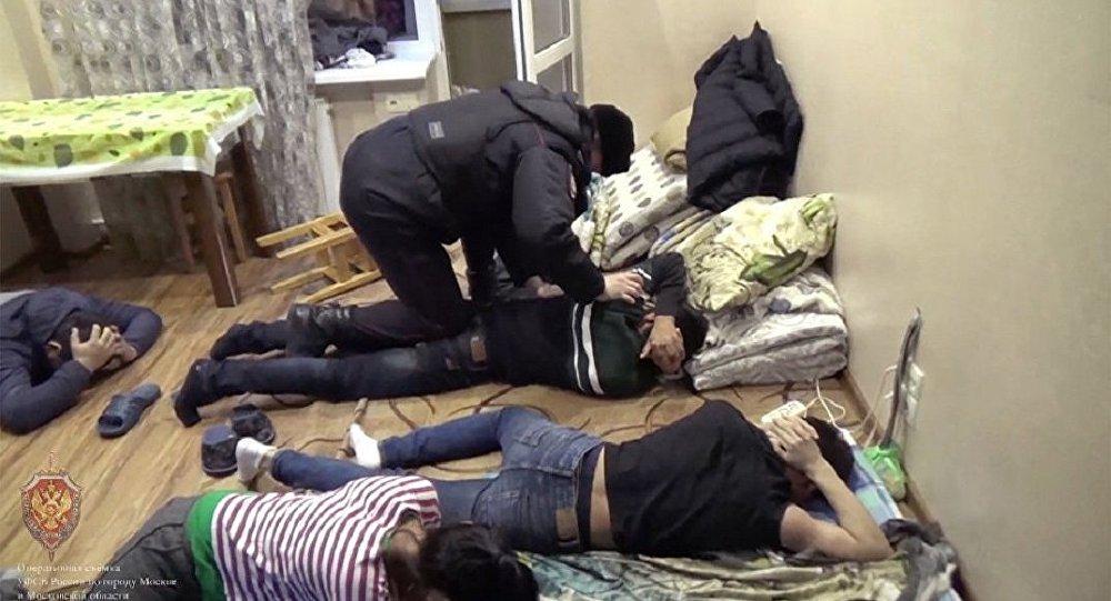 俄安全局:近70名「塔布里·扎馬特」成員在莫斯科地區被抓捕