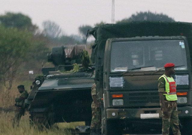 津巴布韋希望加強與俄羅斯的軍事技術合作