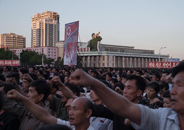 韓國情報部門:朝鮮政府因國際制裁努力控制國內社會輿論