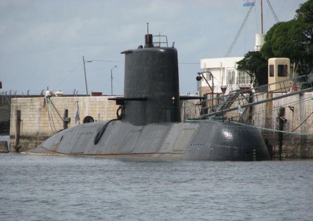 阿根廷海軍「聖胡安號」潛艇