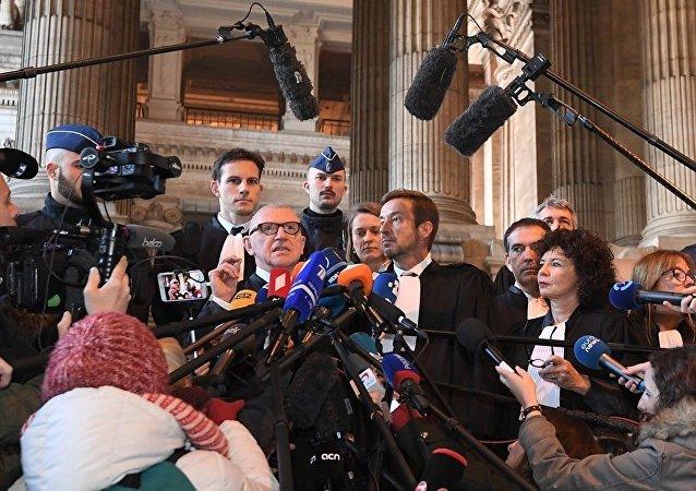 布魯塞爾法院開庭審理引渡加泰前主席案但未做出裁定