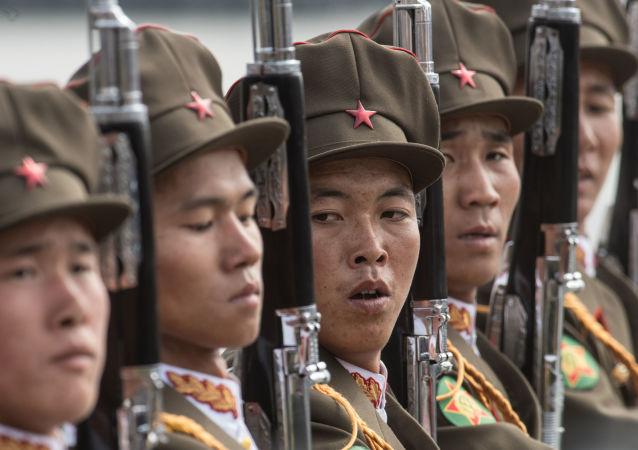 在逃離朝鮮的士兵體內發現數十條寄生蟲