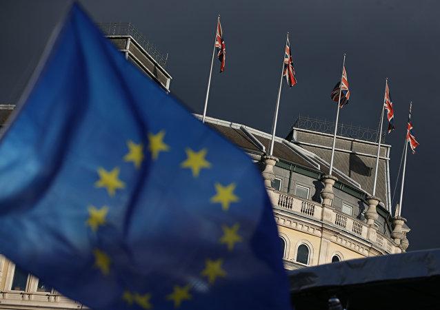 歐盟英國國旗