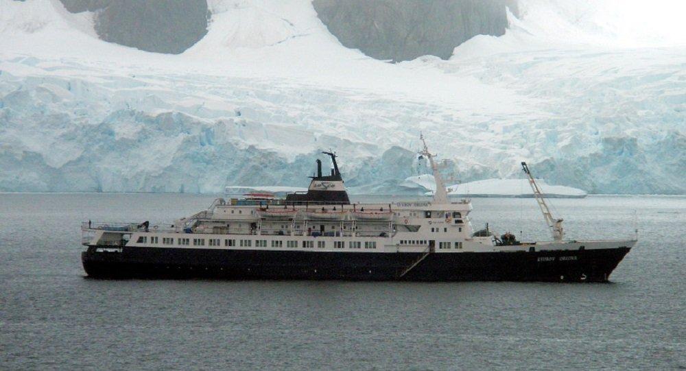 英媒稱俄羅斯「幽靈船」現身加州海岸