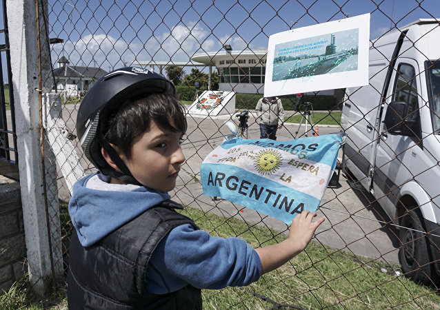 阿根廷海軍:未能通過失聯潛艇發出的信號確定其位置