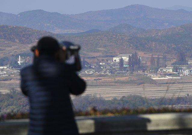 朝韓非軍事區