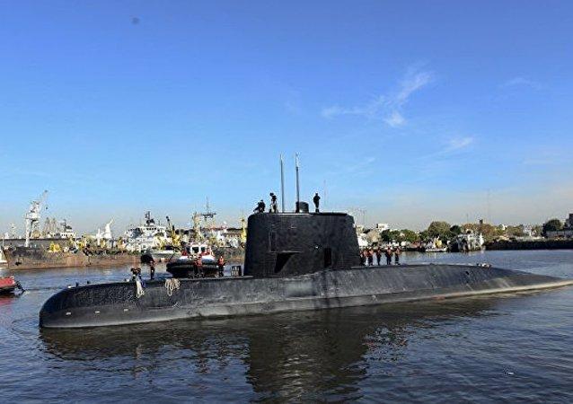 專家:蓄電池可能排放出引起失蹤阿根廷潛艇上爆炸的氫