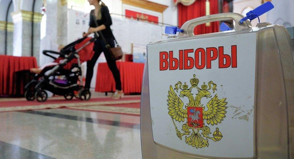 79%的俄羅斯選民或將參加投票
