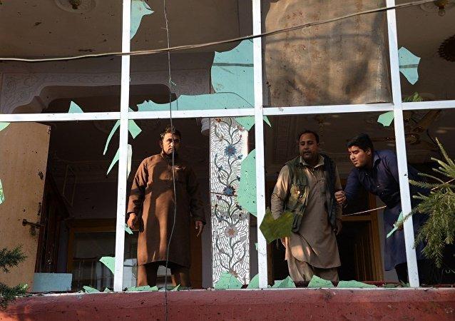 媒體:「伊斯蘭國」聲稱為阿富汗爆炸事件負責