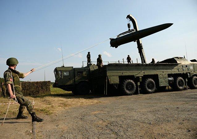 俄羅斯「伊斯坎德爾」戰役戰術導彈系統