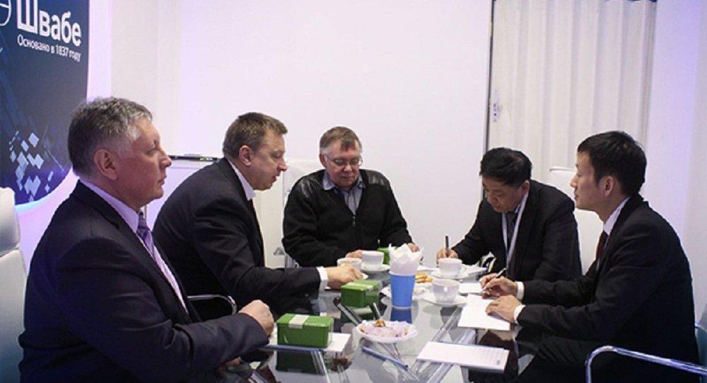 俄中兩國將聯合研發工業用激光器