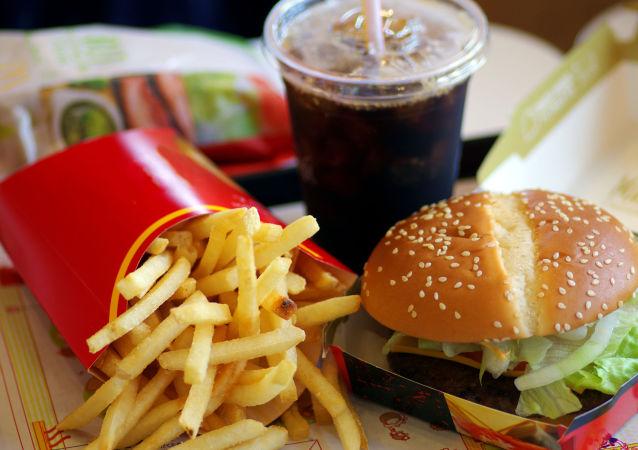 外媒:特朗普喜歡在朝鮮開設麥當勞連鎖的想法