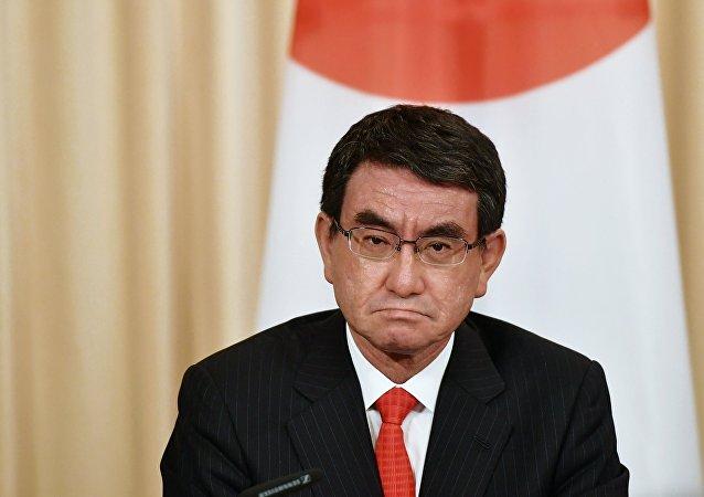 日本不謀求武力推翻他國政權 包括朝鮮