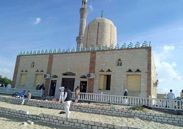 西奈半島清真寺