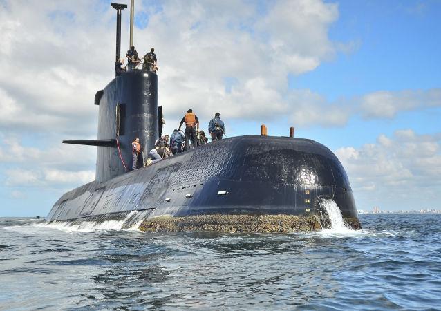 阿根廷潛水艇「聖胡安號」