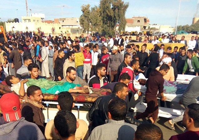 埃及國家機構:恐襲致死人數超過300人