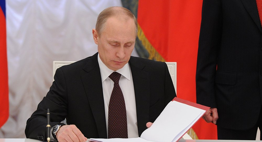 普京簽署2020-2022年俄聯邦預算法