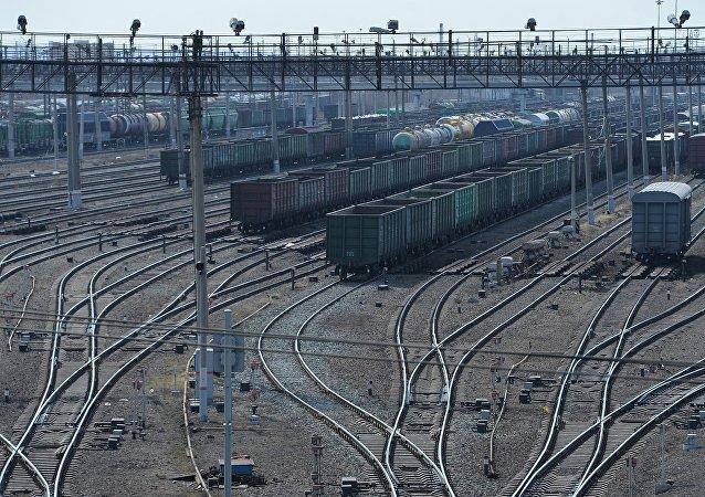 俄羅斯集裝箱運輸2017年顯示出創紀錄的增長速度