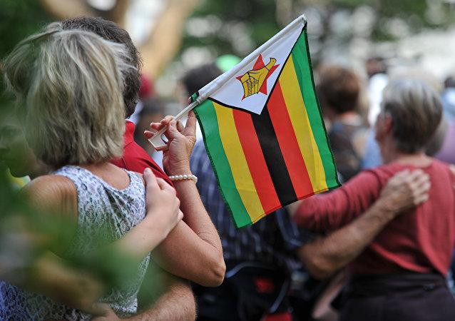 津巴布韋國旗