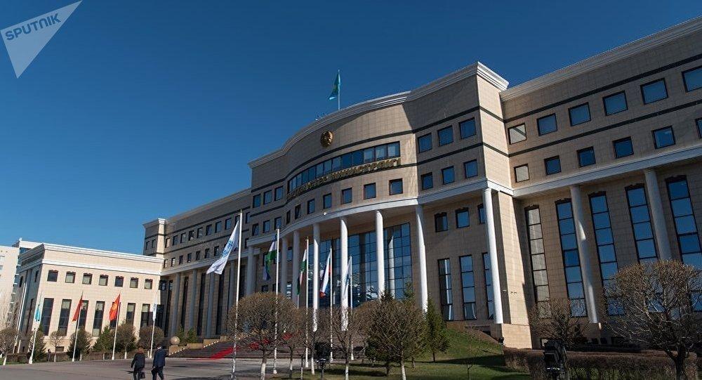 哈薩克斯坦外交部