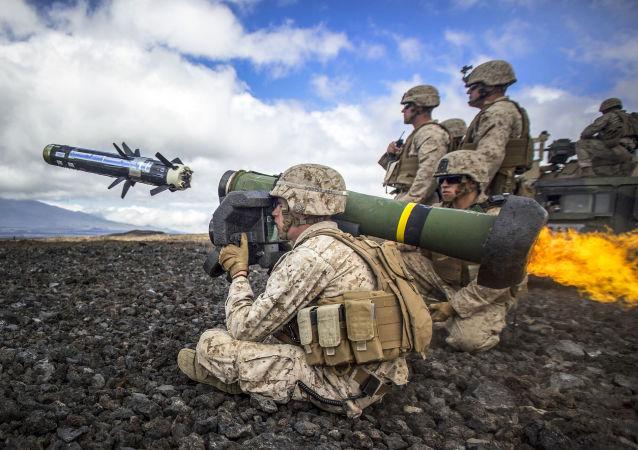 美國「標槍」導彈