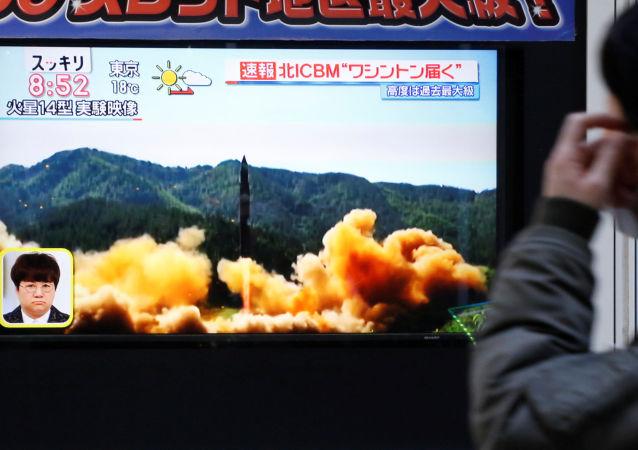 日本首相:朝鮮破壞聯合國安理會決議
