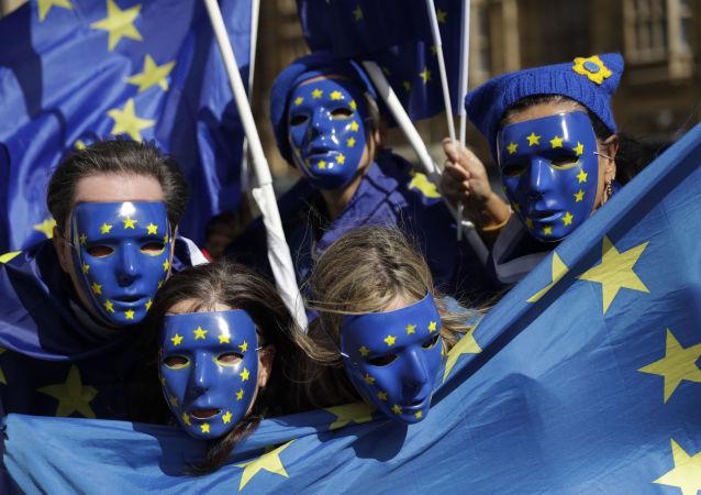 英國首相:英國將向歐盟提出在脫歐後保留自由貿易