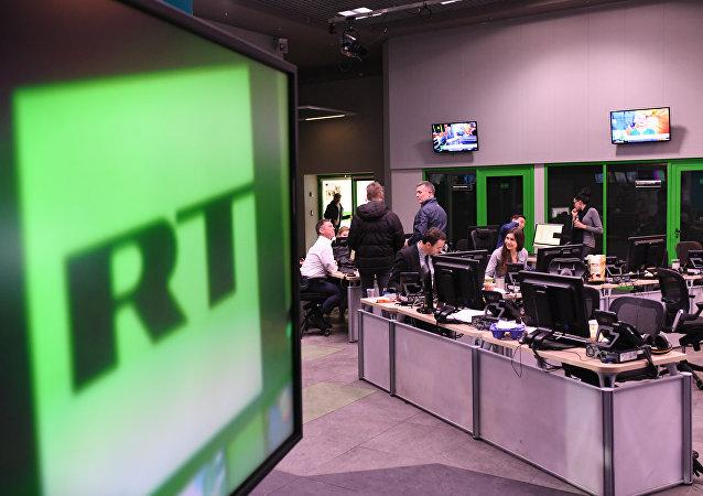 俄RT電視台沒有因索爾茲伯里事件而改變社評立場