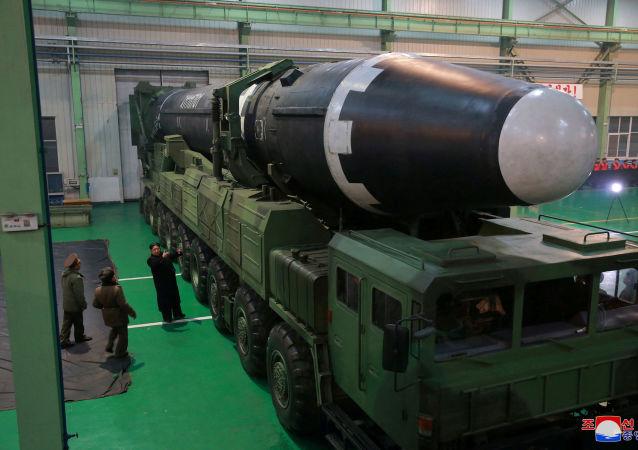 朝鮮洲際導彈