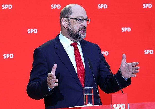 馬丁·舒爾茨