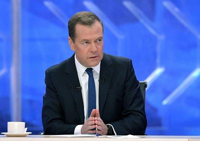 梅德韋傑夫下令四個俄地區試行購物退稅政策