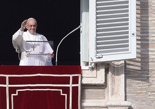 羅馬天主教教皇方濟各