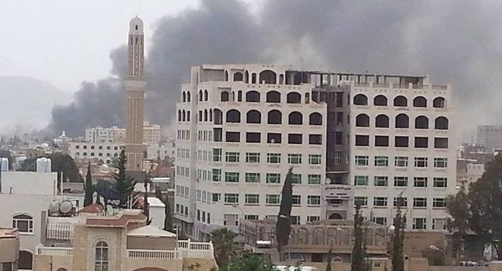 國際聯軍將繼續在也門的行動