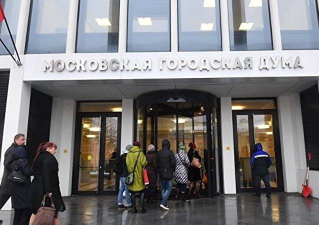 俄國家杜馬委員會建議禁止外國代理人媒體進入下院採訪