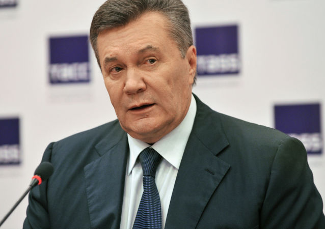 NewsOne電視台90%的觀眾支持亞努科維奇恢復執政