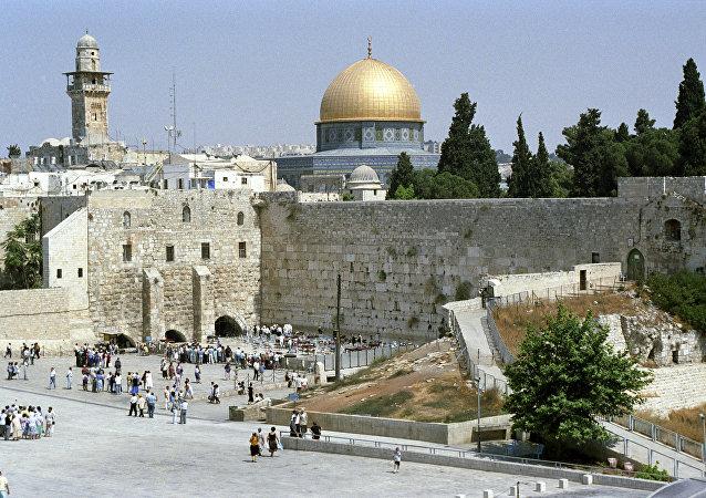 羅馬教皇與土耳其總統主張維持耶路撒冷地位