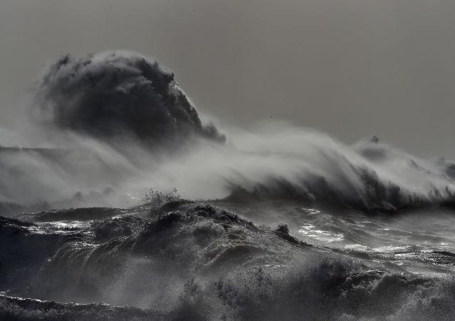 科學家:過去幾十年海風變得越來越猛烈