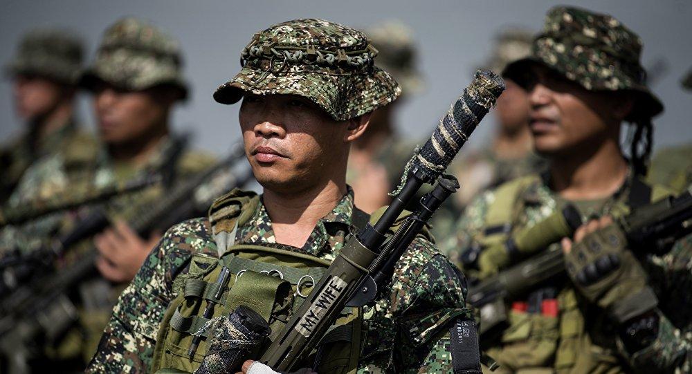 菲律賓共產黨叛亂分子宣佈停火