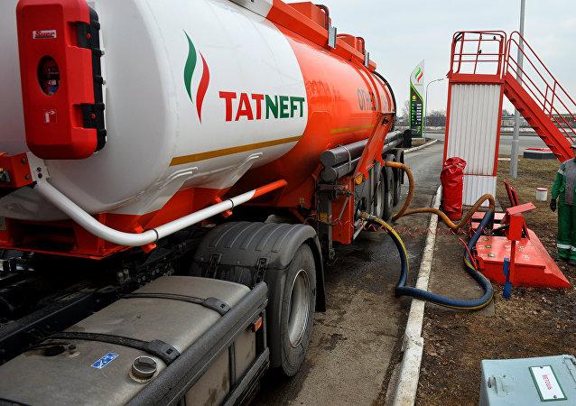 韃靼石油公司