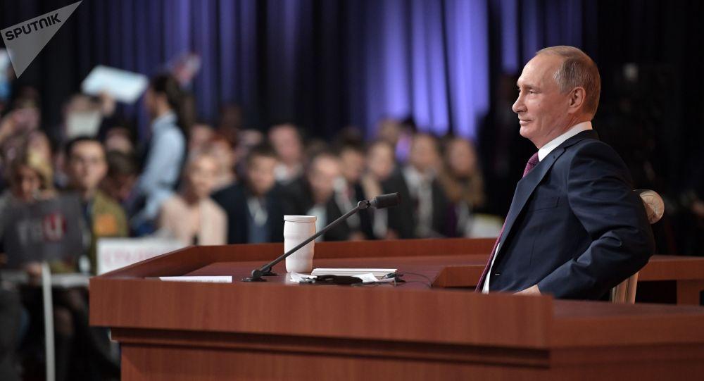 申請參加普京年度大型記者會截止