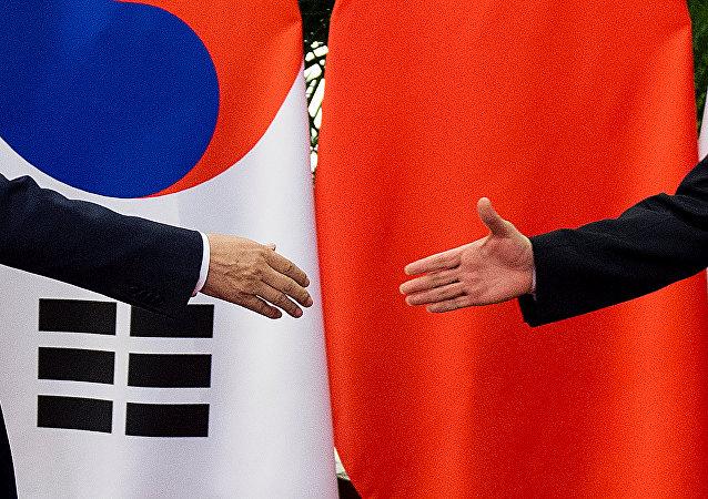 中韓經貿聯委會第22次會議舉行 強調積極應對貿易保護主義