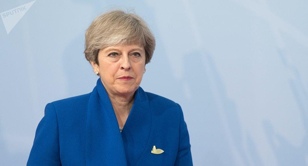 媒體:英國首相1月可能進行內閣人事調整
